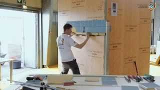 EuroSkills 2014: Wettbewerb der Fliesenleger