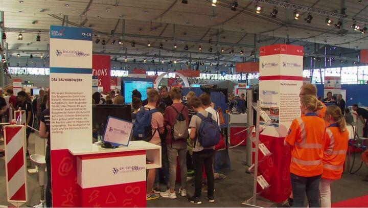 Ideen-Expo 2017: Baugewerbe-Verband Niedersachsen
