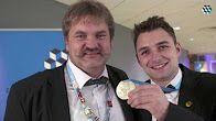 EuroSkills 2016 - Wettbewerb der Stuckateure