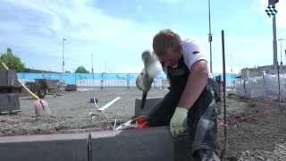 WorldSkills Leipzig Präsentationswettbewerb zum Straßenbau