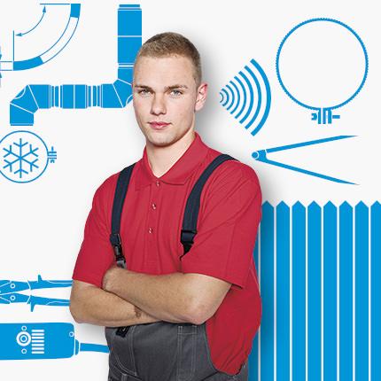 Bauberuf - Wärme-, Kälte- und Schallschutzisolierer/-in
